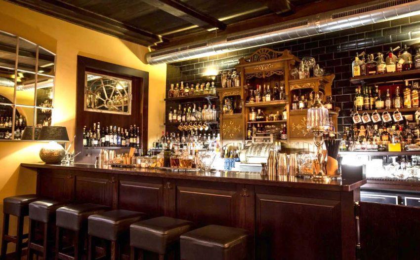 Hemingway Bar i praha